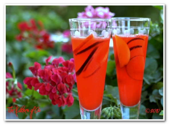 Summer Fizz with  Fruits