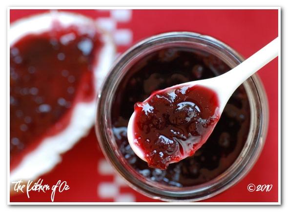 Sour Cherry Jam 2.0