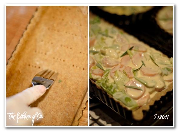 tart preparation